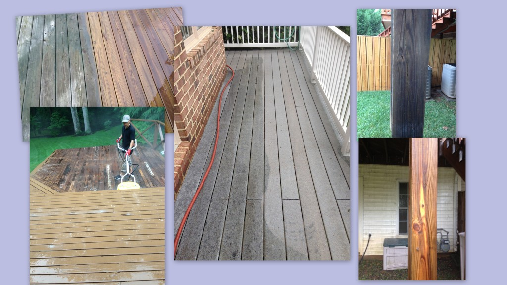deck cleaningRockville
