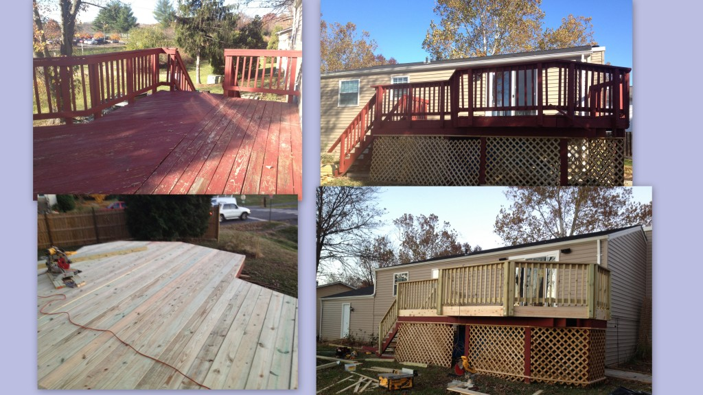 deck replacementHerndon