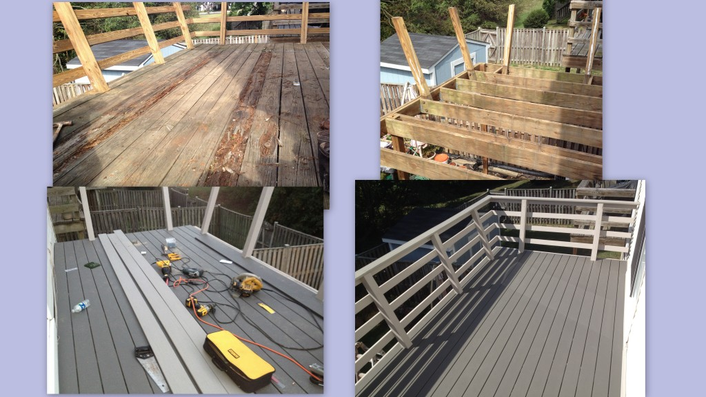 deck replacementLorton